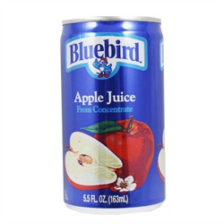 BLUEBIRD APPLE JUICE