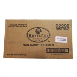 ROYAL CUP NON DAIRY PORTION PACK CREAM